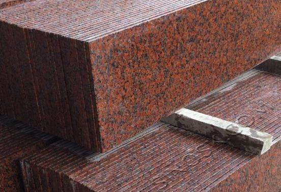 G562 Maple Red Granite Tile