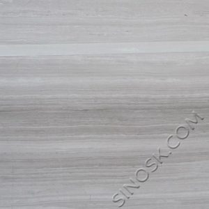 China Wooden White Marble